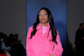 Lil Mama Kim Shui - Front Row - February 2020 - New York Fashion Week: The Shows