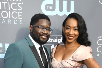 Lil Rel Howery Betty Gabriel The 23rd Annual Critics' Choice Awards - Arrivals