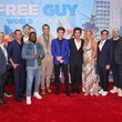 Lil Rel Howery World Premiere of 20th Century Studios' Free Guy