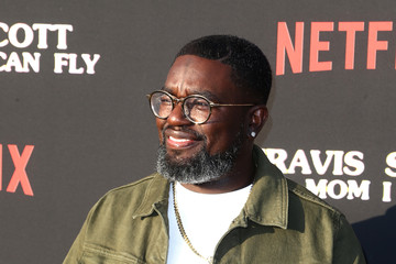 Lil Rel Howery Travis Scott: 'Look Mom I Can Fly' Los Angeles Premiere