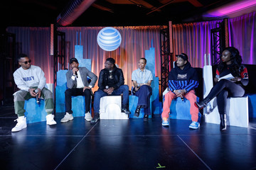 Lil Rel Jamila Woods AT&T's (312) Day