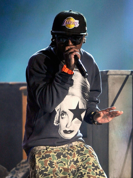 Lil Wayne Rapper Lil Wayne performs onstage during the 2011 Billboard Music Awards at the MGM Grand Garden Arena May 22, 2011 in Las Vegas, Nevada.