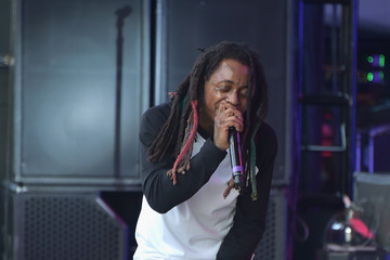 Lil Wayne Billboard Hot 100 Festival - Day 1