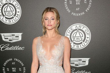 Lili Reinhart The Art of Elysium's 11th Annual Celebration - 'Heaven' - Arrivals