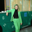 Lili Reinhart American Express Celebrates The Refresh Of Green From Amex