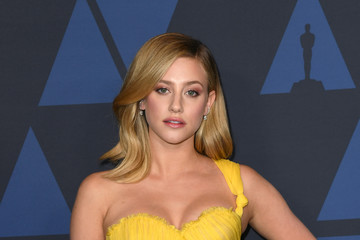 Lili Reinhart Academy Of Motion Picture Arts And Sciences' 11th Annual Governors Awards - Arrivals