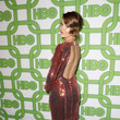 Lili Simmons HBO's Official Golden Globe Awards After Party - Arrivals