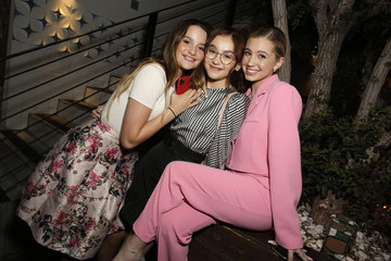 """Lilia Buckingham Anna Cathcart Netflix Premiere of """"All the Bright Places"""""""