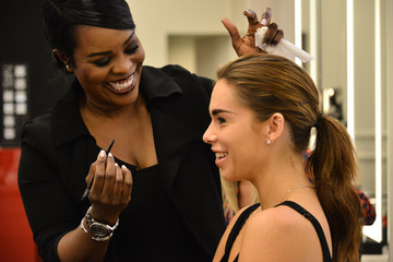 Liliana Nova NARS & Vogue Celebrate Spring With a Master Class on Beauty and Fashion Trends