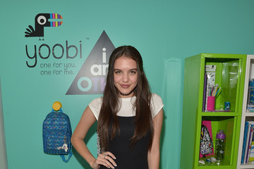 Lilimar Hernandez Celebration Of Yoobi x i am OTHER Presented By Pharrell Williams Back-To-School Collection
