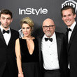 Lilla Soria Warner Bros. Pictures and InStyle Host 18th Annual Post-Golden Globes Party - Arrivals