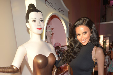 Lilly Ghalichi Benefit Cosmetics And Vanessa Hudgens Kick-Off National Wing Women Weekend