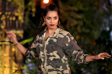 Lilly Singh Premiere of Columbia Pictures' 'Jumanji: Welcome to the Jungle' - Arrivals