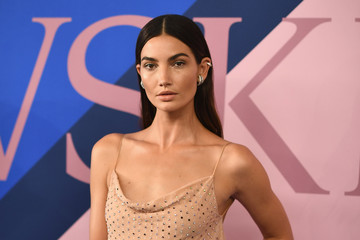Lily Aldridge 2017 CFDA Fashion Awards - Arrivals