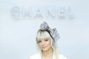 Lily Allen Chanel: Photocall - Paris Fashion Week - Haute Couture Fall Winter 2018/2019