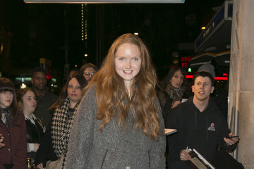 Lily Cole 'People, Places & Things' - Red Carpet