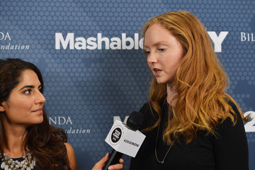 Lily Cole Social Good Summit: Day 2