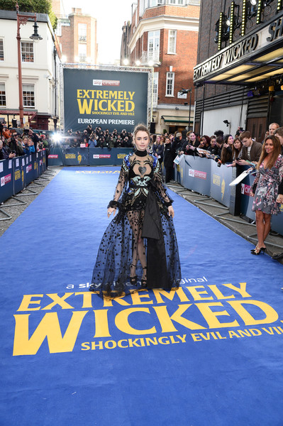 """""""Extremely Wicked, Shockingly Evil And Vile"""" European Premiere"""