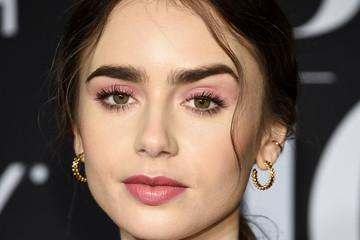 Lily Collins Harper's BAZAAR Celebrates 'ICONS By Carine Roitfeld'  - Arrivals