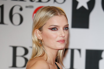 Lily Donaldson Brit Awards 2016 - Red Carpet Arrivals