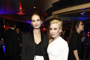 Lily James National Youth Theatre Fundraising Evening