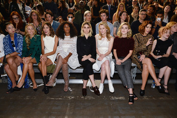 Lily Kwong 3.1 Phillip Lim - Front Row - Spring 2016 New York Fashion Week