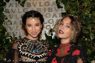 Lily Kwong BVLGARI & ROME: Eternal Inspiration Opening Night - Dinner Arrivals
