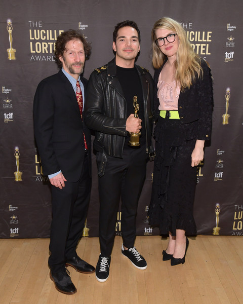 34th Annual Lucille Lortel Awards - Press Room