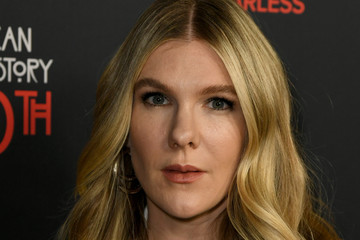 """Lily Rabe FX's """"American Horror Story"""" 100th Episode Celebration - Red Carpet"""
