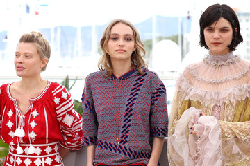 Lily-Rose Depp 'The Dancer' Photocall - The 69th Annual Cannes Film Festival