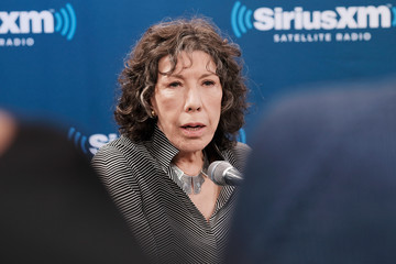 Lily Tomlin Actresses Jane Fonda and Lily Tomlin Talk With SiriusXM Host Craig Ferguson About The New Season of Their Netflix Comedy 'Grace & Frankie' During a SiriusXM 'Town Hall'