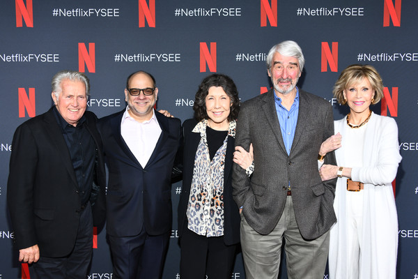 FYC Event For Netflix's 'Grace And Frankie'