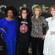 Lily Tomlin Jane Fonda L.A. LGBT Center Celebrates 50th Anniversary With 'Hearts Of Gold' Concert