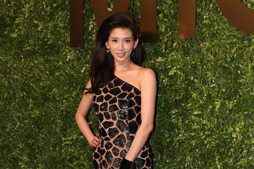 Lin Chi-ling The Michael Kors Jet Set Experience — Part 2