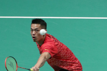 Lin Dan BWF World Super Series Badminton Malaysia Open - Day Two