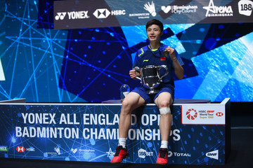 Lin Dan All England Open Badminton Championships - Day 5