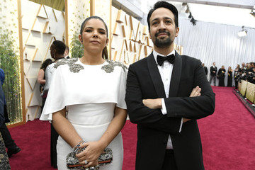Lin-manuel Miranda Vanessa Nadal 92nd Annual Academy Awards - Red Carpet