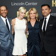 Mark Consuelos and Hilary Quinlan