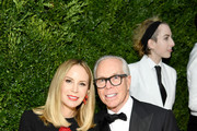 Dee Hilfiger and Tommy Hilfiger attend the Lincoln Center Corporate Fashion Gala honoring Leonard A. Lauder at Alice Tully Hall on November 18, 2019 in New York City.