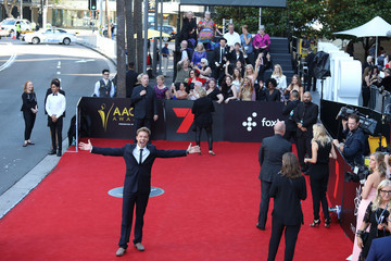 Lincoln Lewis 7th AACTA Awards Presented by Foxtel | Red Carpet