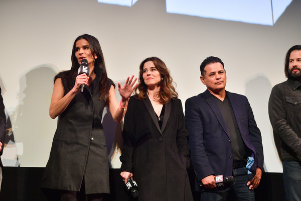 """The Curse of La Llorona"" Premiere - 2019 SXSW Conference and Festivals [the curse of la llorona,event,performance,white-collar worker,raymond cruz,linda cardellini,patricia vel\u00e3,paramount theatre,texas,austin,sxsw conference,festivals]"