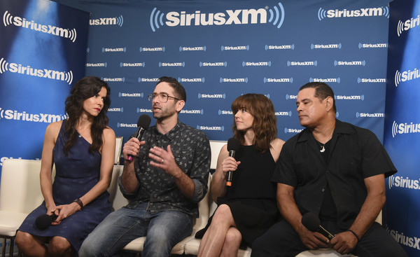 SiriusXM's Entertainment Weekly Radio Broadcasts Live From Comic-Con In San Diego
