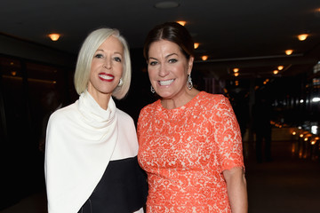 Linda Fargo Cindi Leive Hosts The 2015 Glamour Women of the Year Awards Dinner