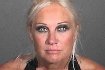 Linda Hogan Linda Bollea Booking Photo