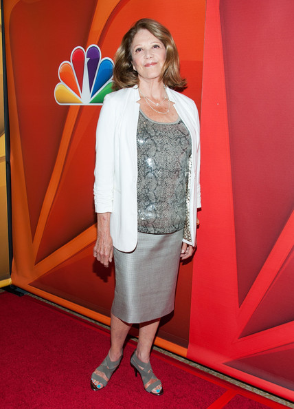 "Linda Lavin Linda Lavin arrives at the NBCUniversal's ""2013 Summer TCA ..."