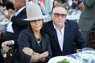 Linda Perry Kerry Brown 17th Annual Chrysalis Butterfly Ball