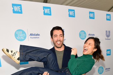 Linda Phan WE Day California To Celebrate Young People Changing The World