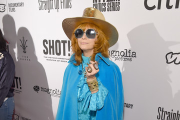 "Linda Ramone ""SHOT! The Psycho Spiritual Mantra of Rock"" Premiere at the Grove, presented by CITI"