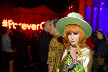 Linda Ramone Gucci Guilty Launch Party