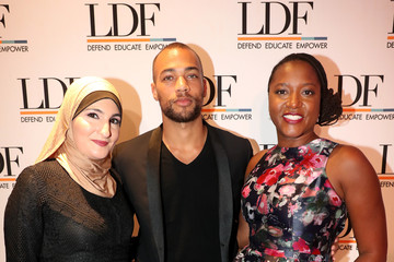 Linda Sarsour NAACP LDF 32nd National Equal Justice Awards Dinner - Arrivals